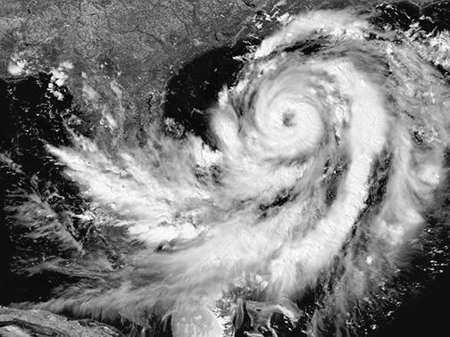 hurricane flood